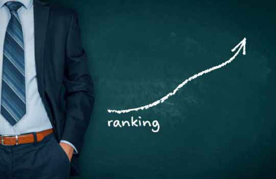 Amazon seo ranking going up